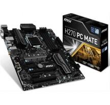 PLACA i3/i5/i7 MSI H270 PC MATE (S.1151) DDR4
