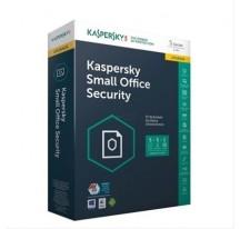 KASPERSKY SMALL OFFICE SECURITY 5.0 SERV+10PCS
