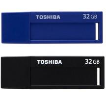 TOSHIBA BIPACK USB 3.0 32GB AZUL/NEGRA·