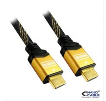 NANOCABLE CABLE HDMI V1.4 (ALTA VELOCIDAD / ·