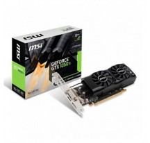 VGA MSI GeForce GTX 1050 Ti 4GB LP