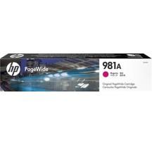 TINTA HP 981A CYAN