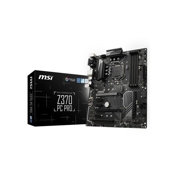 PLACA i3/i5/i7 MSI Z370 PC PRO (S.1151)  Gen8