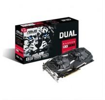 VGA ATI RADEON ASUS RX580 8GB GDRR5 DUAL