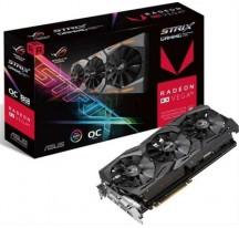 VGA ASUS ATI RADEON STRIX GAMING RX VEGA 56 8GB  OC EDITION