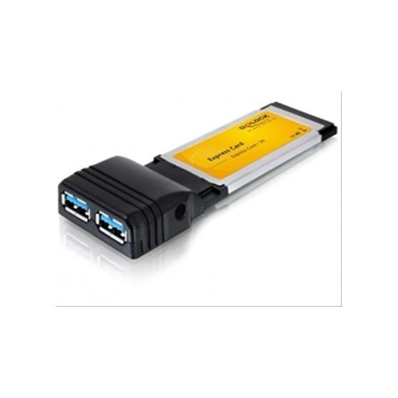 EXPRESS CARD 2 x USB 3.0