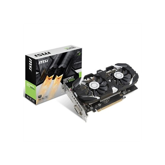 VGA MSI GEFORCE GTX 1050 TI 4GB OC.EDITION R.ACTIVA