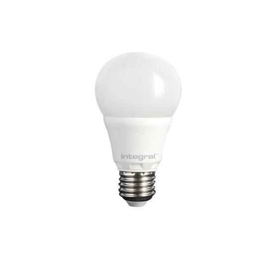 BOMBILLA LED INTEGRAL GLOBE E27 6.6W 2700K