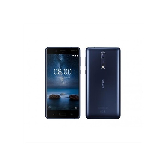 NOKIA 8 4G 64GB DUAL-SIM TEMPERED BLUE EU·