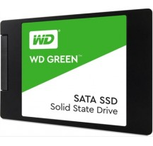 "SSD 2.5"" 120GB WESTERN DIGITAL GREEN 7MM R540/W430 MB/s"