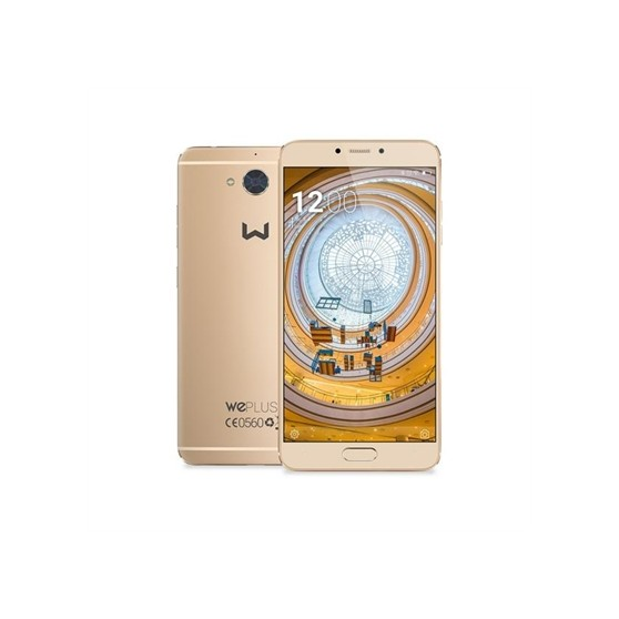 SMARTPHONE WEIMEI WE PLUS 2 4GB 64GB DORADO·
