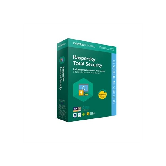 KASPERSKY TOTAL SECURITY 2018 3 DISPOSITIVOS