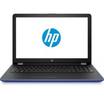 "PORTATIL HP 15-BS524NS N3060 4GB 128GB 15"" W10H AZUL"