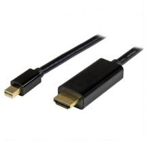 CABLE ADAPTADOR STARTECH MINI DISPLAYPORT A HDMI 2M 4K