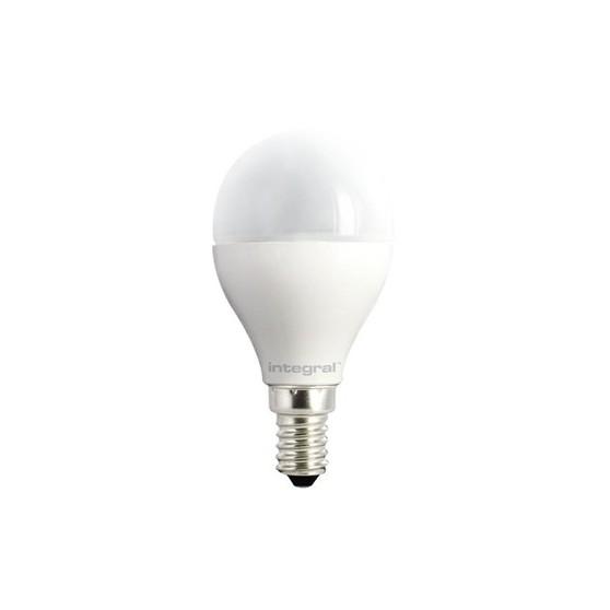 BOMBILLA LED INTEGRAL GLOBE E14 6.7W 2700K