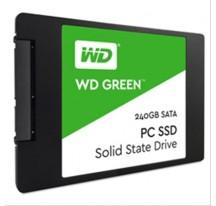 """SSD 2.5"""" 240GB WESTERN DIGITAL GREEN SATA3 R540/W430 MB/s"""