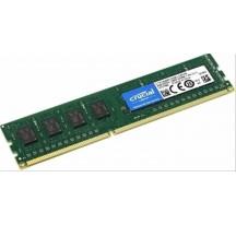 MODULO DDR3L 4GB 1600MHz CRUCIAL CL11 UDIMM DESPRECINTADO
