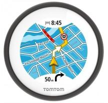 NAVEGADOR GPS TOMTOM VIO NEGRO PARA SCOOTER