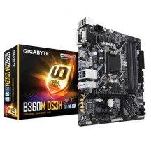 PLACA i3/i5/i7 GIGABYTE B360M DS3H (S.1151) Gen8