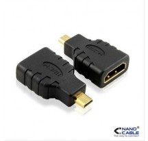 ADAPTADOR HDMI, A/H-MICROHDMI D/M NANOCABLE