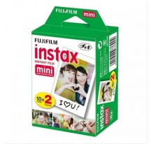 PACK 2 CARTUCHOS FUJIFILM 10 FOTOS INSTAX MINI