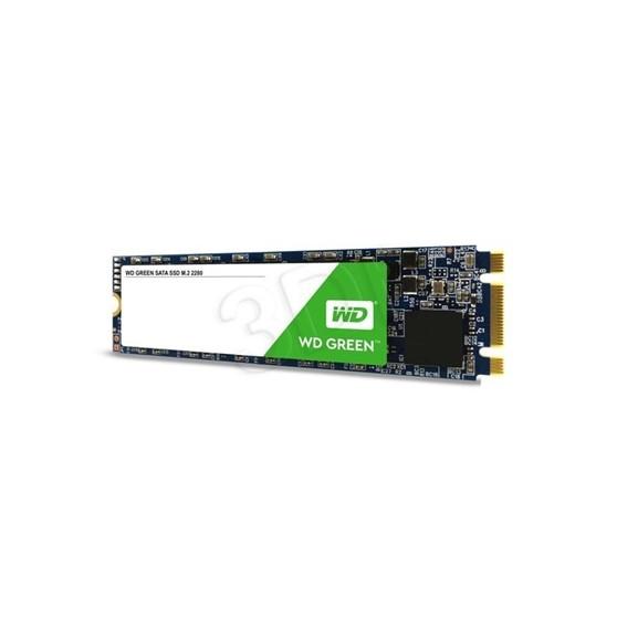 SSD M.2 2280 120GB WD GREEN SATA3 R545/W450 MB/s