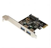 STARTECH TARJETA PCI EXPRESS 2 PUERTOS   USB·