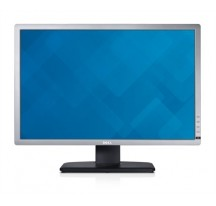 "MONITOR LED 24"" DELL U2412M WHITE ULTRASHARP"