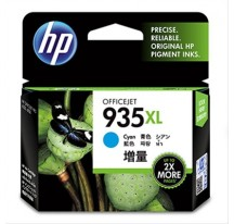 CARTUCHO TINTA HP 935XL CIAN PARA E3E02A/E3E03A#A81/B6T06A