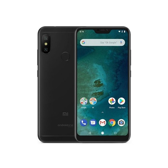 SMARTPHONE XIAOMI A2 LITE 4G 3GB 32GB DUAL-SIM BLACK EU·