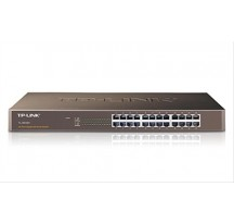 SWITCH 24 PUERTOS 10/100/1000 TP-LINK RACK