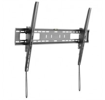 "SOPORTE PARED MONITOR/TV 60""-100""  INCL TOOQ NEGRO"