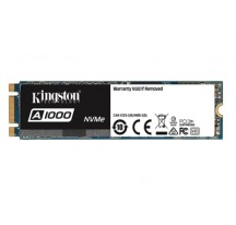 SSD M.2 2280 480GB KINGSTON A1000 NVME R1500/W900 MB/s