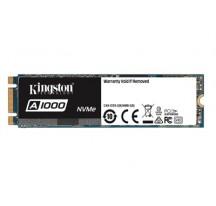 SSD M.2 2280 480GB KINGSTON A1000 NVME PCIe R1500/W900 MB/s