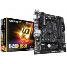 PLACA AM4 GIGABYTE B450M DS3H DDR4 (GA-B450M-DS3H)