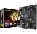 PLACA BASE GIGABYTE GA-A320M-S2H AMD A320 SO·