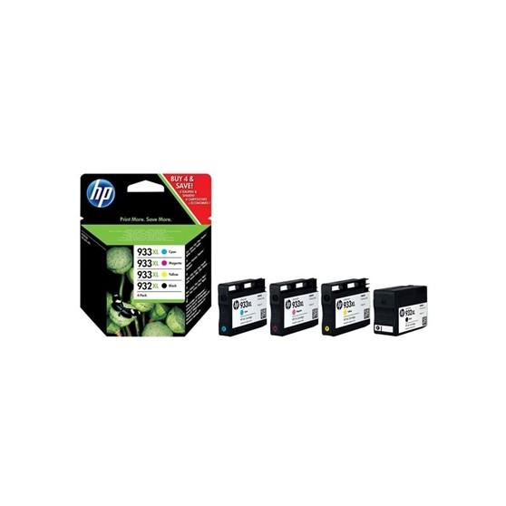 CARTUCHOS TINTA HP 932XL NEGRO + 933XL COLORES PARA CR769A/CR768A#A81/G3J47A/CZ155A/CN583A