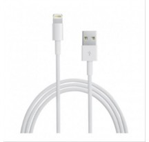 CABLE IPHONE LIGHTNING-USB A/M USB2.0 2M BLANCO NANOCABLE