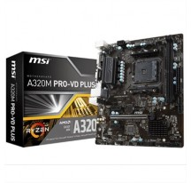 PLACA AM4 MSI  A320M PRO-VD PLUS·