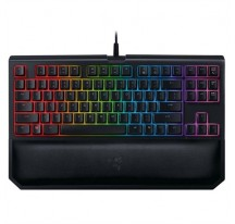 TECLADO RAZER BLACKWIDOW TOURNAMENT ED.CHROMA V2 YELLOW DESPRECINTADO