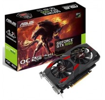 VGA ASUS GEFORCE GTX1050 CERBERUS 2GB GDDR5 OC EDITION