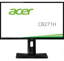 """MONITOR 27"""" ACER CB271HKBMJDPR UHD 4K IPS HDMI/DP/DVI-D Altura/Rotacion90º"""