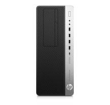 PC HP EliteDESK 800G3 I7-7700 8GB 1TB+256SSD NVMe W10Pro 3Y DESPRECINTADO