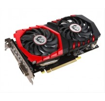 VGA MSI GeForce GTX 1050 GAMING X 2GB-DESPRECINTADO
