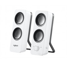 ALTAVOCES LOGITECH PC Z200 SNOW BLANCO-DESPRECINTADO