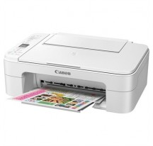 MULTIFUNCION CANON PIXMA TS3151 TINTA COLOR WIFI WHITE