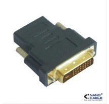 ADAPTADOR DVI 24+1/M HDMI/H NANOCABLE