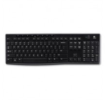 TECLADO LOGITECH WIRELESS K270-DESPRECINTADO