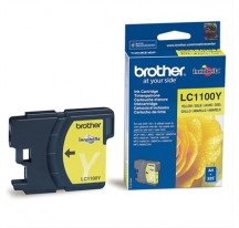 CARTUCHO TINTA BROTHER LC1100 AMARILLO