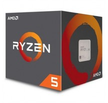 AMD RYZEN 5 2600X 4.25 GHZ 6 CORE 19MB AM4 DESPRECINTADO